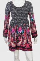 Очаровательное платье с облегающим лифом от Le Grenier