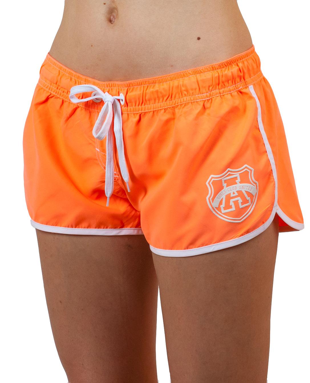 Очаровательные пляжные шортики Go & Win Girls Club