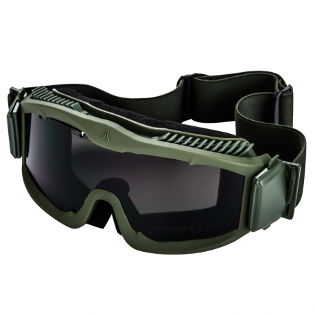 Очки для страйкбола с вентиляцией Lancer Tactical CA-223. Обеспечивают герметичную защиту глаз от коронавируса!