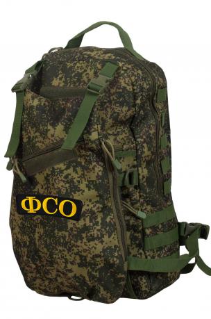 Однодневный камуфляжный рюкзак с нашивкой ФСО - купить оптом