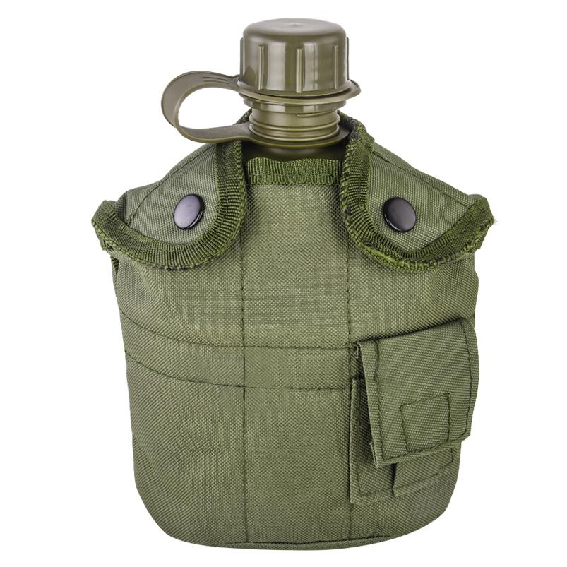 Военная фляжка с термосумкой