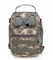 Однолямочная армейская сумка-рюкзак MOLLE