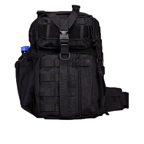 Однолямочный рюкзак Мaxpedition черный