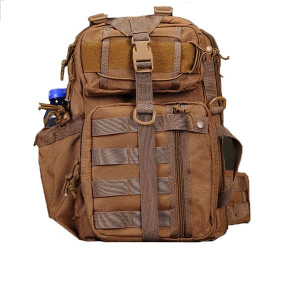 Однолямочный рюкзак Мaxpedition хаки-песок