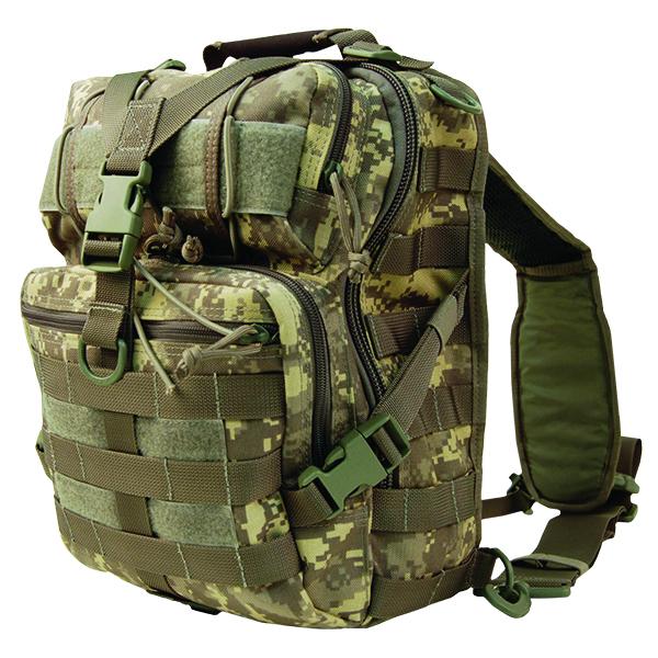 Однолямочный рюкзак Мaxpedition камуфляж ACU