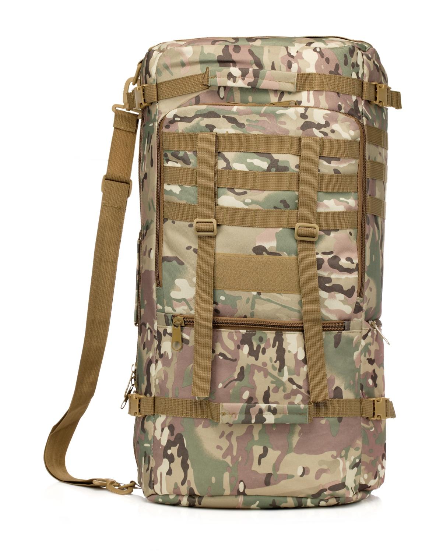 Однолямочный рюкзак MOLLE для альпинистов недорого