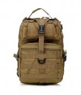 Однолямочный тактический рюкзак MOLLE для туристов