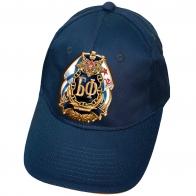 Однотонная мужская бейсболка «Балтфлот ВМФ»