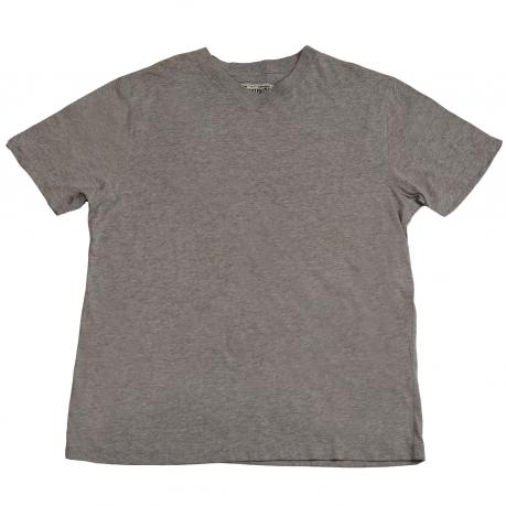Однотонная футболка Cremieux