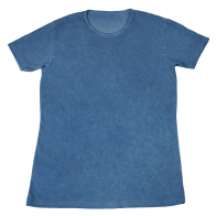 Однотонная футболка унисекс. Приятный цвет, мягкий материал