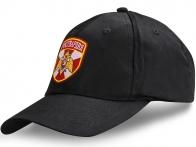 Однотонная кепка Росгвардия.