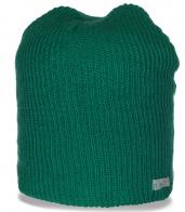 Однотонная шапка Neff. Практичная модель для спорта, отдыха и на каждый день