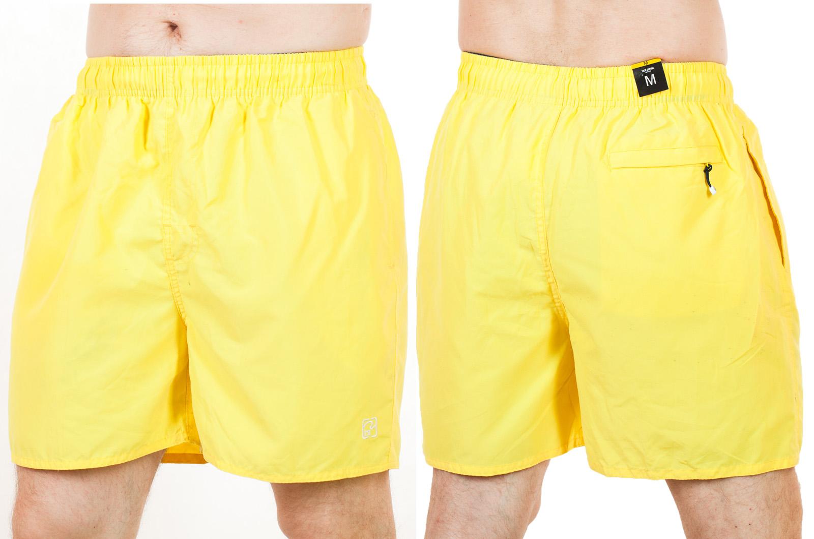 Шикарные ярко-жёлтые мужские шорты от Dead Legacy с доставкой