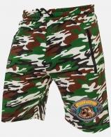 Охотничьи шорты из камуфляжа купить в Военпро