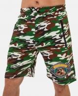 Охотничьи шорты из камуфляжа