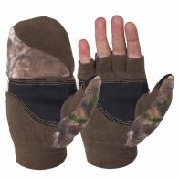 Охотничьи варежки-перчатки из флиса Thinsulate