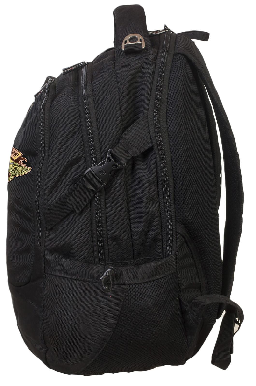 Охотничий крутой рюкзак с нашивкой Ни пуха, ни пера - заказать а подарок