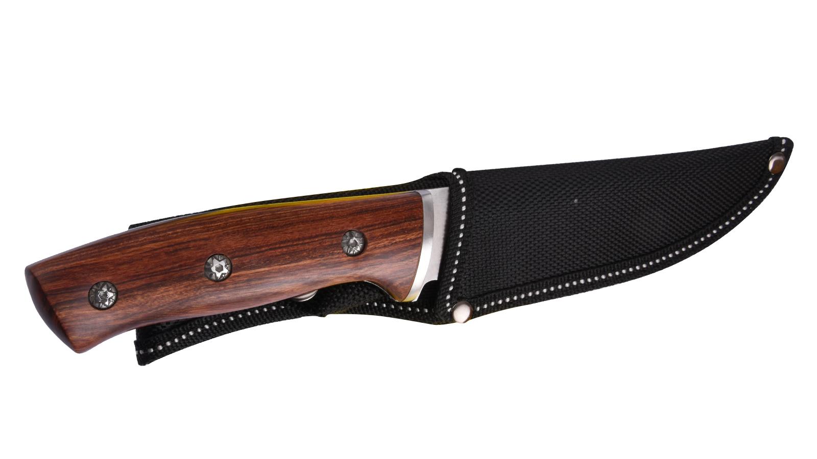 Охотничий нож Buck Knives в чехле