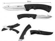 Охотничий шкуросъемный нож Tactical Skinner Gut Hook