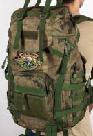 Охотничий заплечный рюкзак с нашивкой НИ ПУХА, НИ ПЕРА! - заказать выгодно