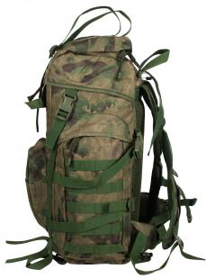 Охотничий заплечный рюкзак с нашивкой НИ ПУХА, НИ ПЕРА! - заказать оптом