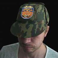 Охотничья милитари кепка