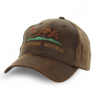 Охотничья бейсболка California Republic