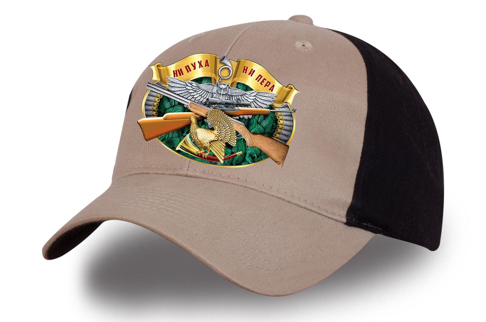 """Охотничья бейсболка """"На удачу"""" - купить по специальной цене"""
