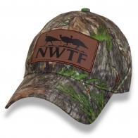 Охотничья бесболка NWTF камуфляжной расцветки