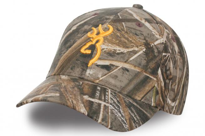 Охотничья кепка Browning - купить в интернет-магазине с доставкой