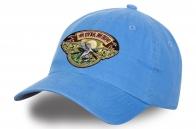 Охотничья кепка голубая
