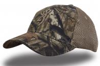 Охотничья кепка с сеткой Mossy Oak
