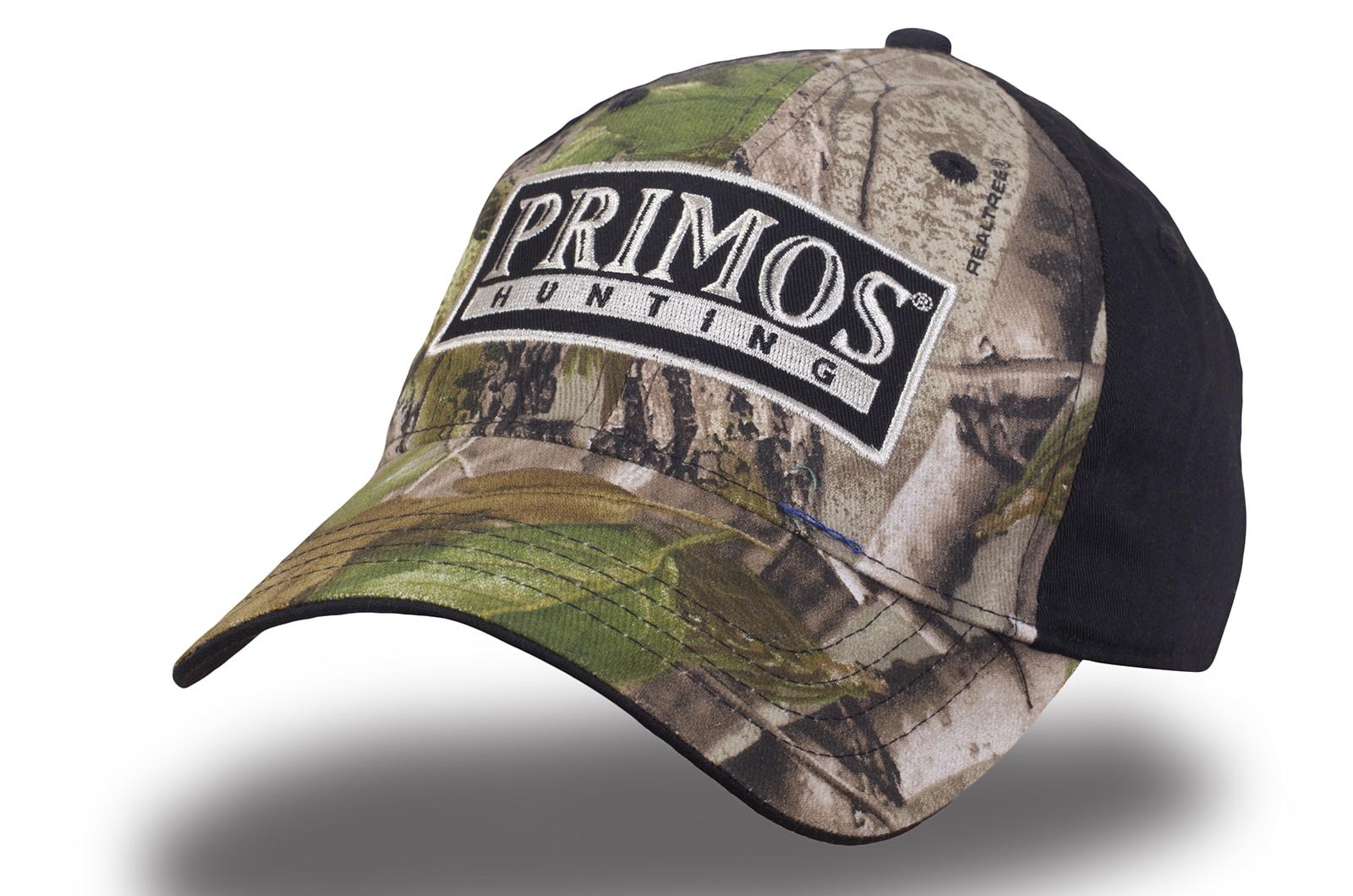 Охотничья кепка с сеткой - купить в интернет-магазине