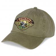 Охотничья кепка с вышивкой