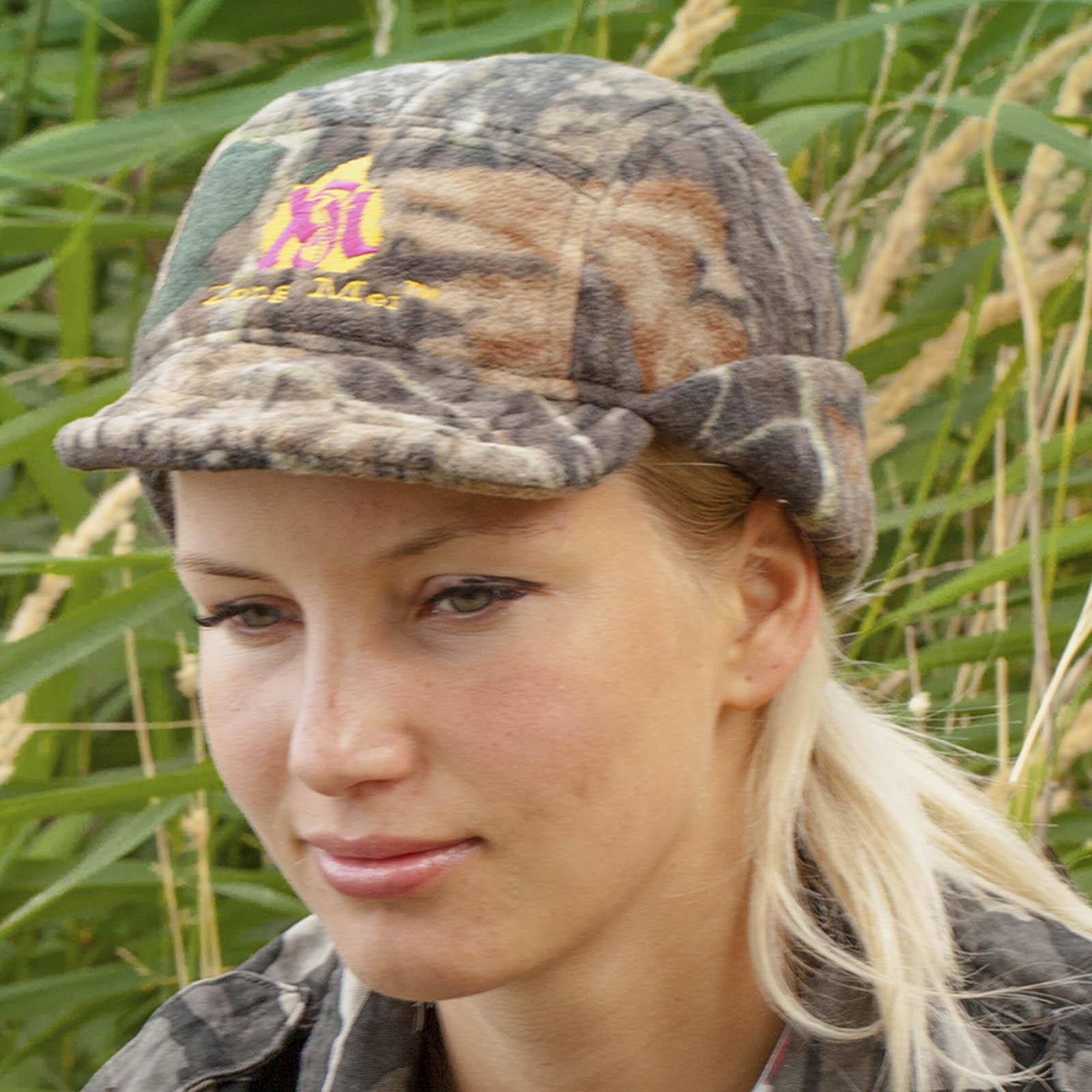 Охотничья теплая кепка Zong Mei