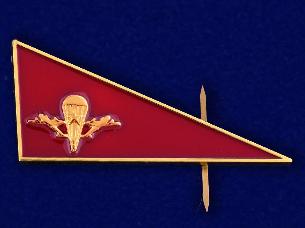 Околыш ВДВ СССР-лицевая сторона