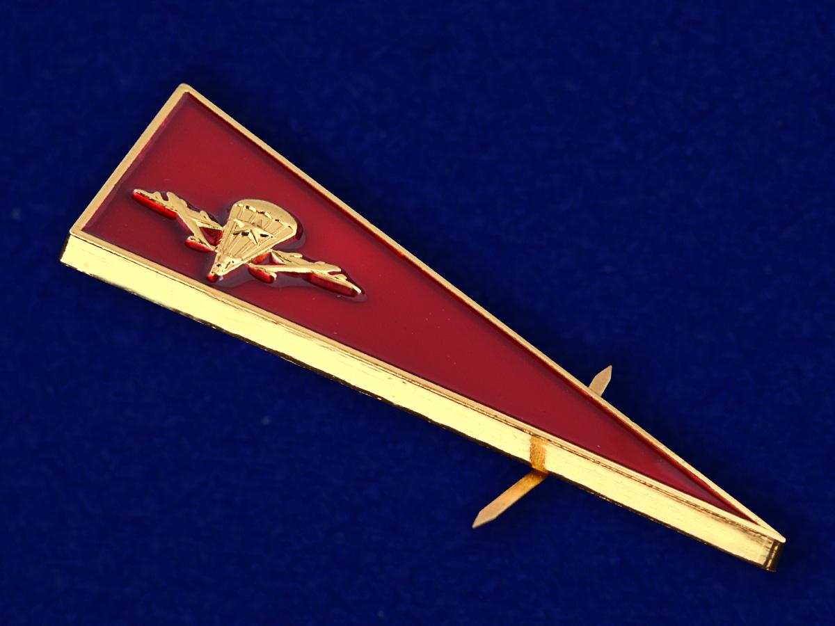 Флаги и уголки на береты десанта по цене производителя