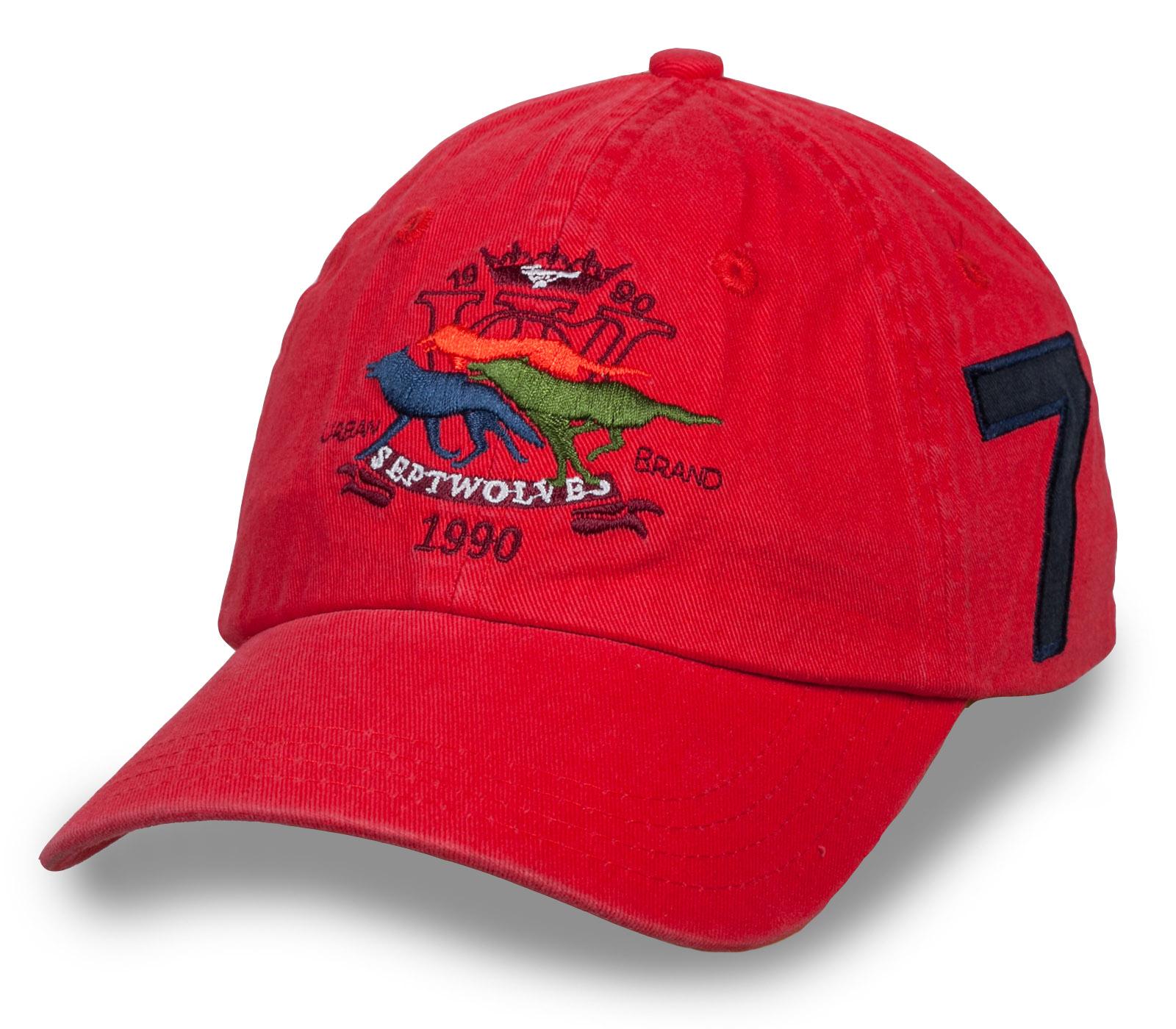ОКУНИСЬ В ЛЕТО! Для тебя - ярко-красная бейсболка с фирменным логотипом! УДАчНОЕ СОЧЕТАНИЕ СТИЛЯ И ПРАКТИЧНОСТИ!