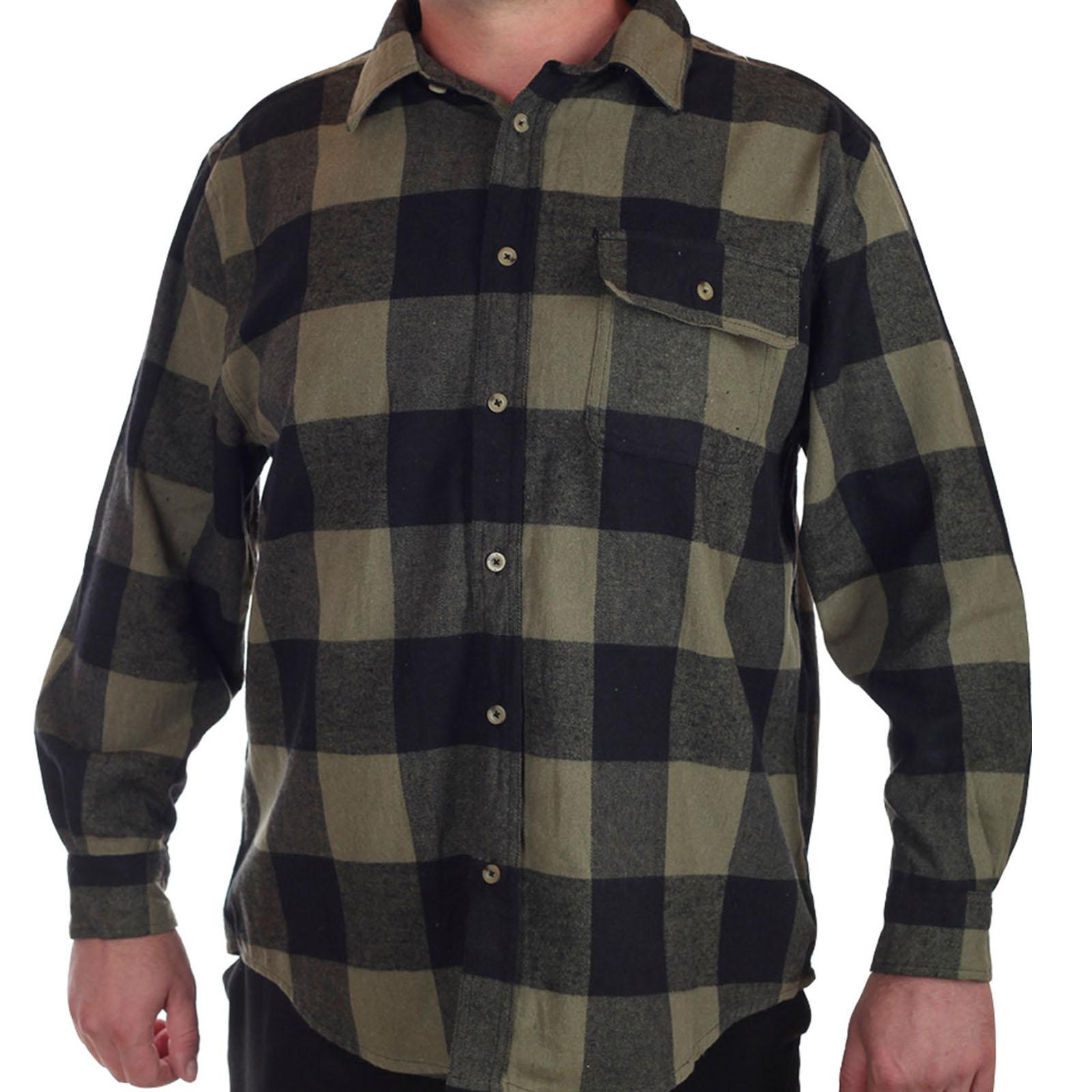 Модная мужская рубашка Old Mill с длинным рукавом