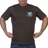 Оливковая футболка для десантника