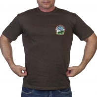 Оливковая футболка к юбилею ВДВ
