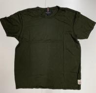 Оливковая футболка от DENIM&LEATHERS