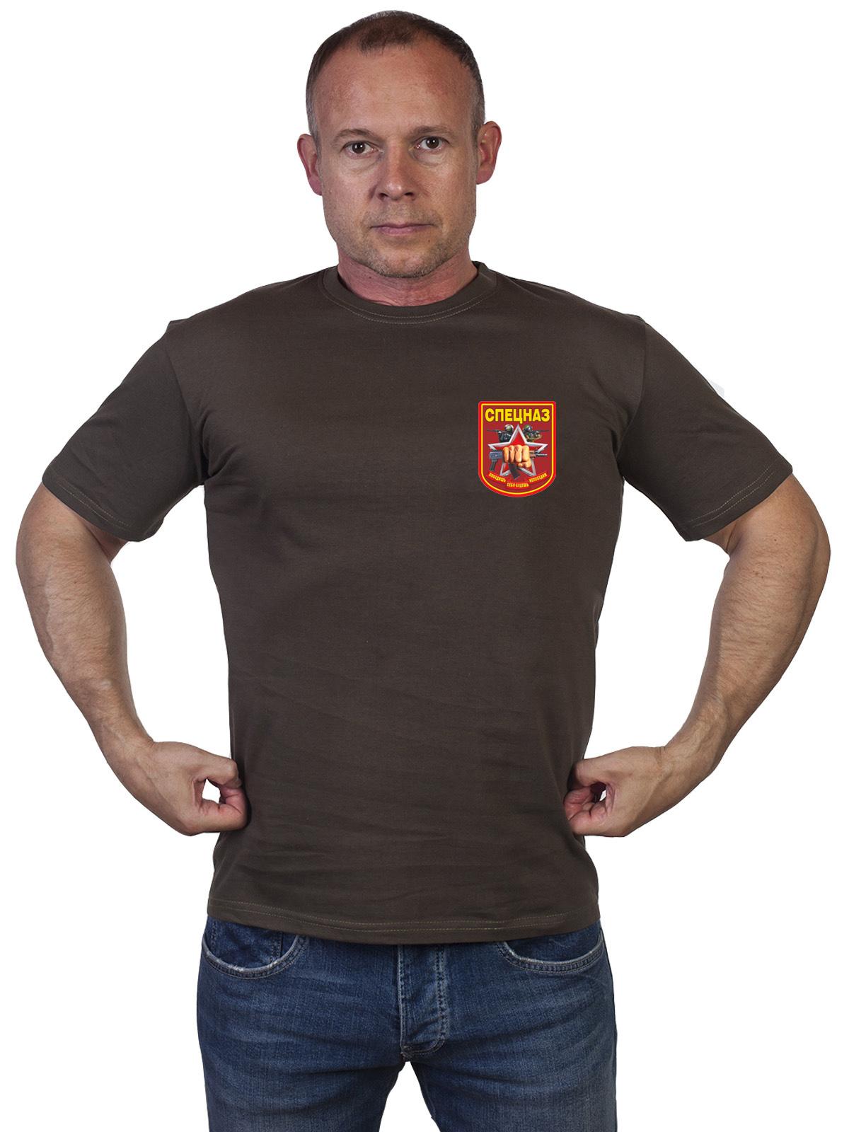 Недорогие футболки с принтами Росгвардии в наличии и под заказ