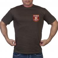 Оливковая футболка Росгвардия