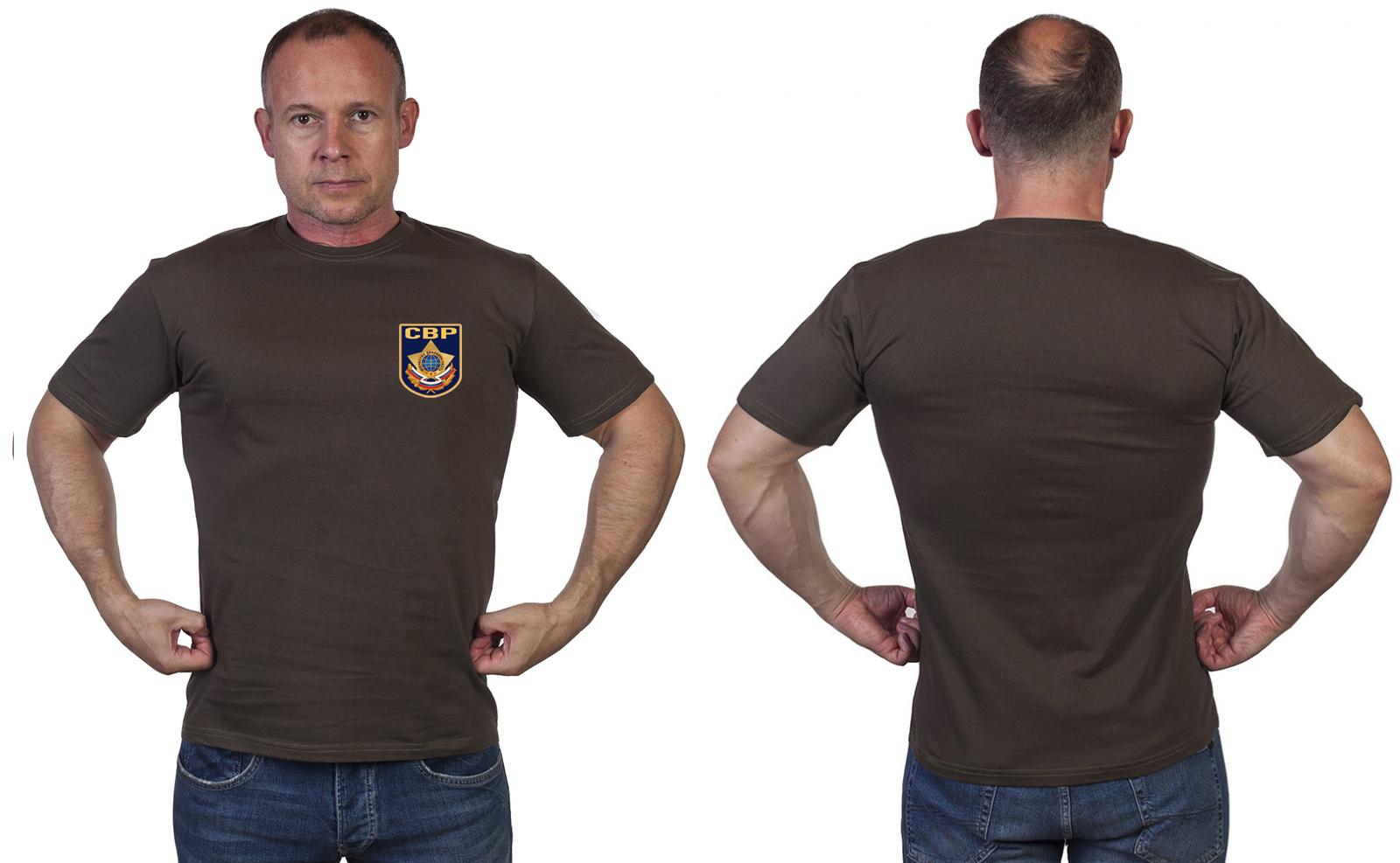 Оливковая футболка Служба внешней разведки