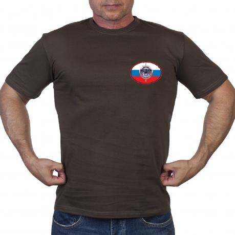 Оливковая футболка Спецназа