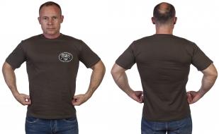 Оливковая футболка Спецназовца