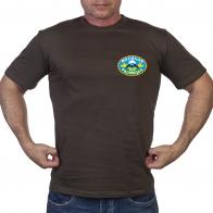 """Оливковая футболка """"Военная разведка"""""""