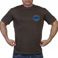 Оливковая футболка Военной разведки
