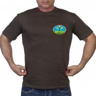 """Оливковая футболка """"Воздушный десант"""""""
